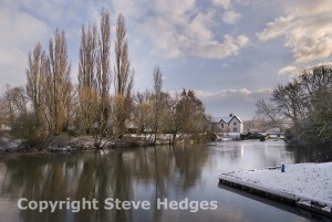 Steve Hedges Baddow Lock Photography