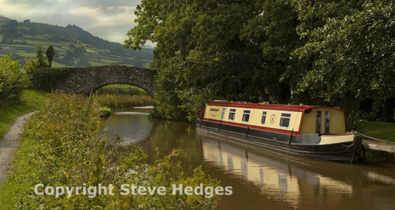 Brecon Canal Photography in Wales