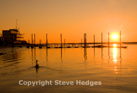 Burnham on Crouch Sunrise Photography from Steve Hedges