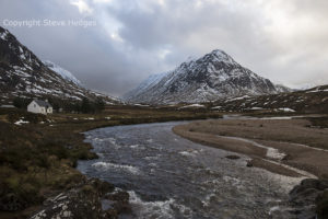 Scottish Highlands River