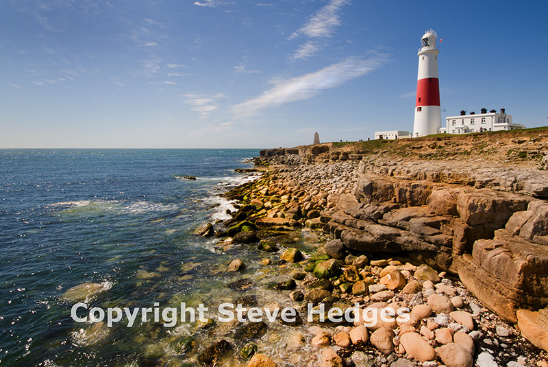 Dorset Lighthouse Portland Bill