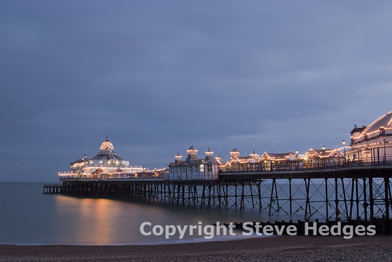 Eastbourn Pier Photography from Steve Hedges in Sussex