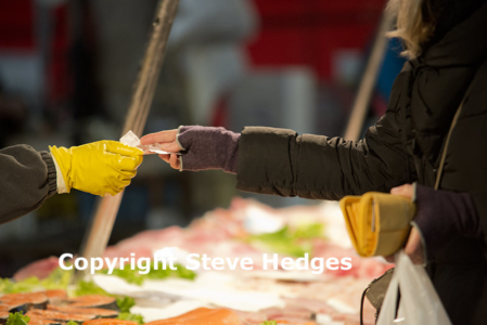Fish Market Photography in Venice