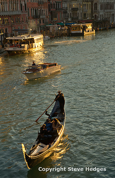 Grand Canal Photography Venice