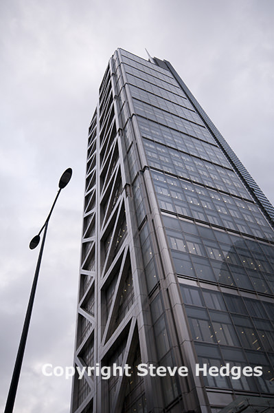 Heron Towers in London