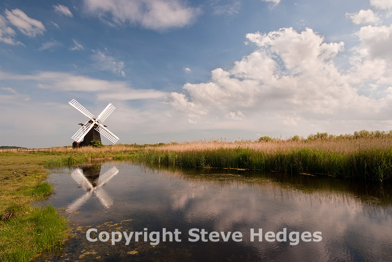 Herringfleet Windmill Photography from Steve Hedges