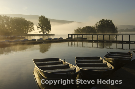 Llangore Lake Photography in Wales