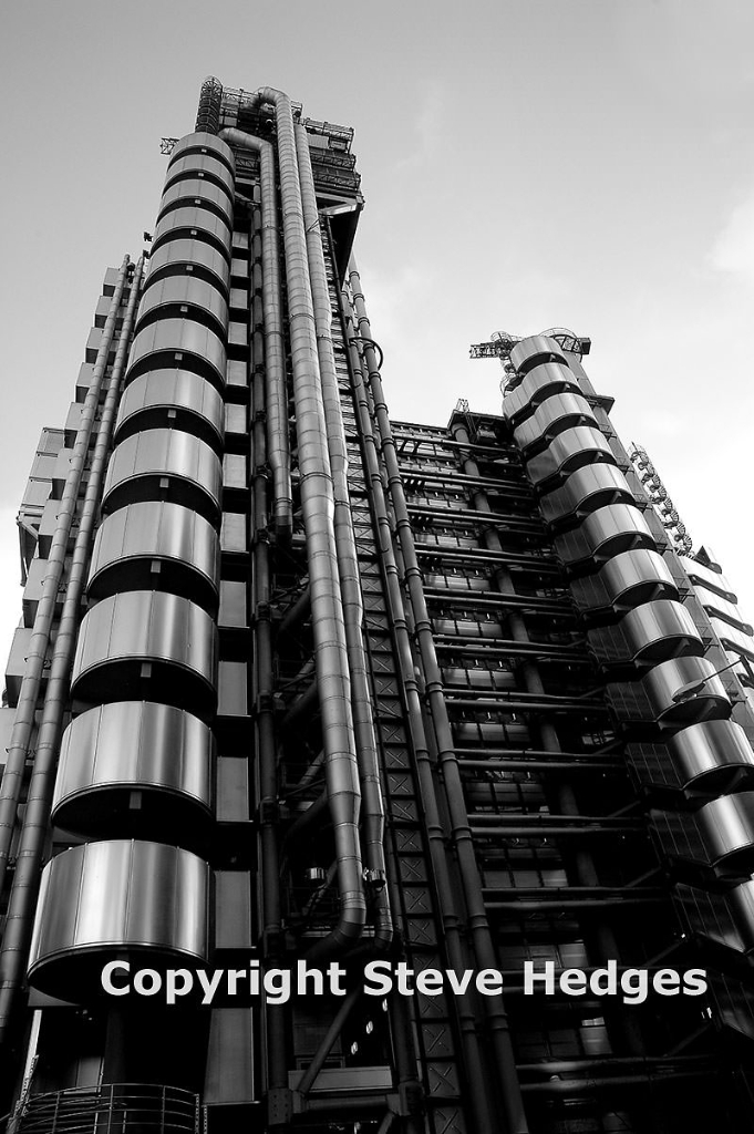 Lloyds building Photography in London