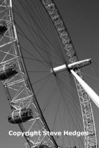 London Eye Photography by Steve Hedges