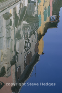Reflection Photography in Venice