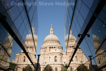 St Paul's Cathedral in London