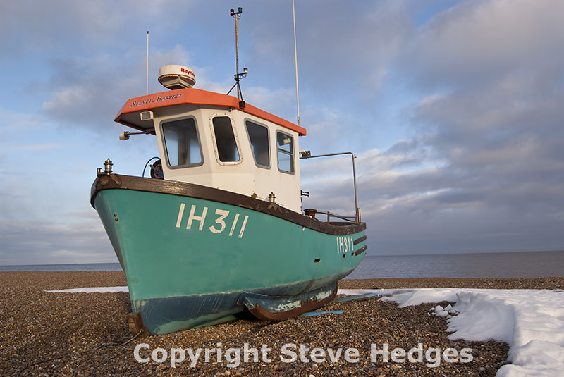 Suffolk Boat