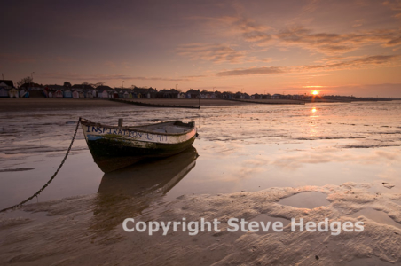 Thorpe Bay Sunrise Photography from Steve Hedges