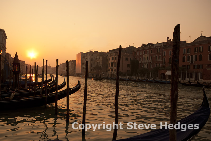 Venice Photography by Steve Hedges