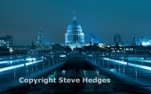 St Pauls at Night Photography Course London