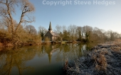 Frosty Morning Photography from Steve Hedges